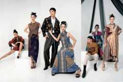 Kolaborasi UMKM tenun & desainer di `Bali Jagadhita Culture Week 2021`